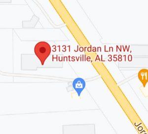 Huntsville, AL Location