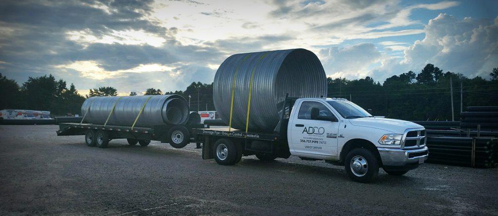 ADCO Pipe Distribution Center Huntsville AL